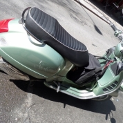 Going around... with Volker\'s Vespa!